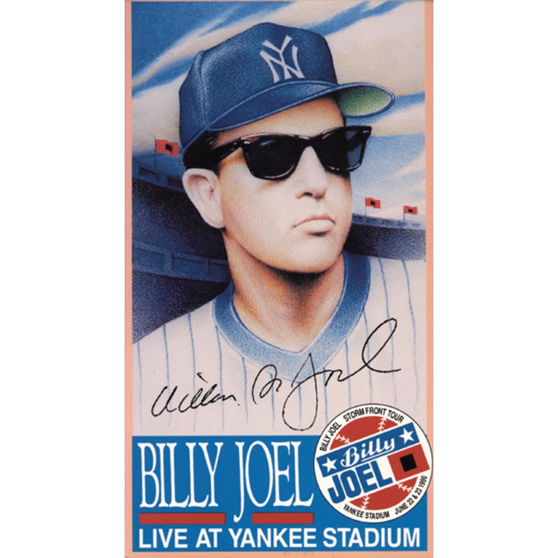 Amazon com: Billy Joel: Live at Yankee Stadium: Billy Joel