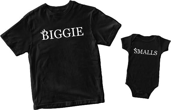 Biggie/Smalls Matching Family Shirts