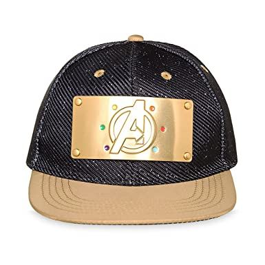 Amazon.com  Marvel Avengers  Infinity War Fitted Hat for Boys Size ... 9227c1b8955
