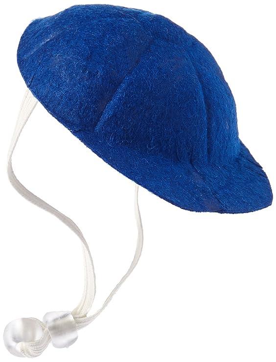 YUKI Fishing Royal Blue Beanie Hat
