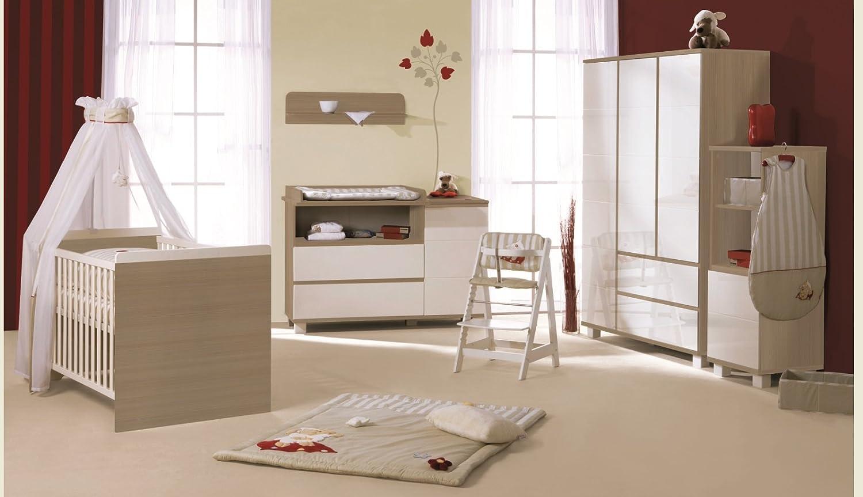Roba 44101 Kinderzimmer Genova Mit 3 Türigem Schrank Und Breiter