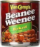 Van Camp's Baked Flavor Beanee Weenee, 7.75 Ounce