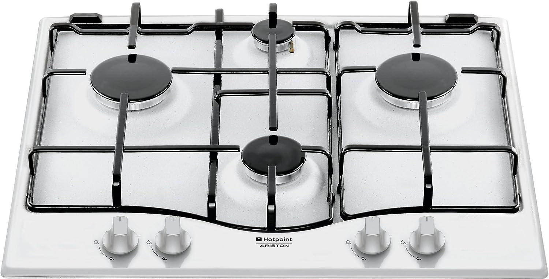 Hotpoint-Ariston – placas Gas PC 640 hawh -: Amazon.es: Grandes electrodomésticos