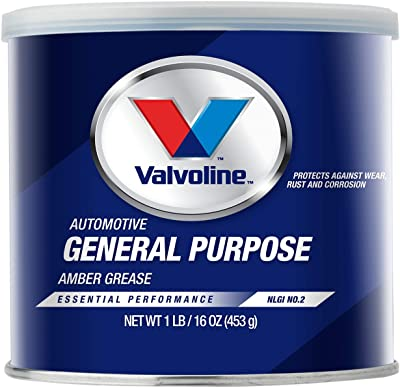 Valvoline General Purpose Amber Grease