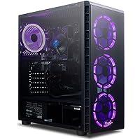 Fierce HIGH FPS Gaming PC - Intel Core i5 9400F 4,1GHz, RTX 3060 12 GB, 16 GB 3000 MHz, 240 GB dysk twardy 1 TB…