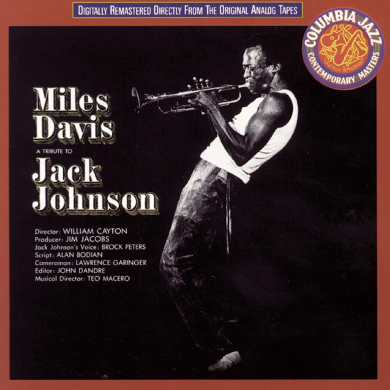 Tribute to Jack Johnson Miles Davis: : Musik