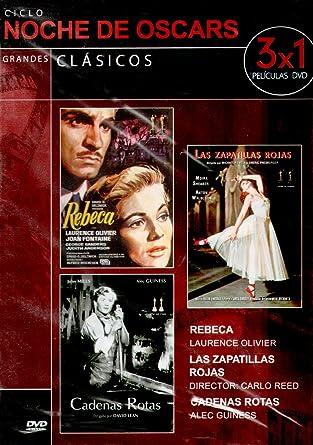 Rebeca / Las zapatillas rojas / Cadenas rotas