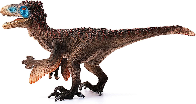 Schleich 14582 Dinosaurio Utahraptor Rojo Amazon Com Mx Juegos Y Juguetes Its fossils have been found in places such as colorado. schleich 14582 dinosaurio utahraptor rojo