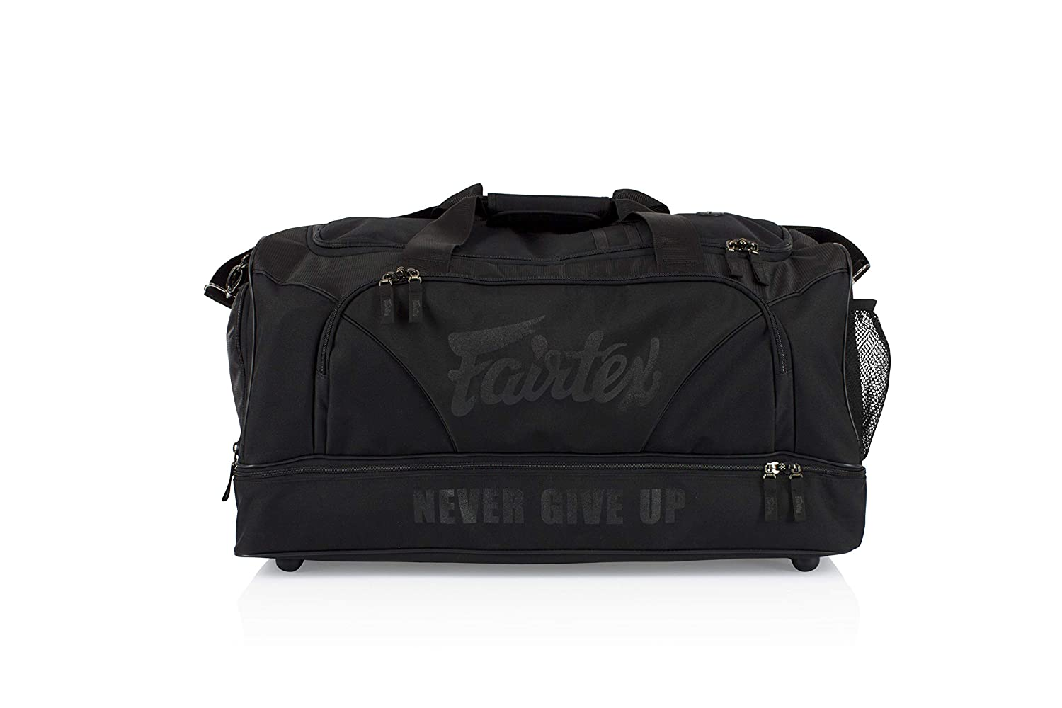 MMA Boxing Fairtex Gym Bag Gear Equipment Color Blue or Gray or Yellow for Muay Thai Kickboxing