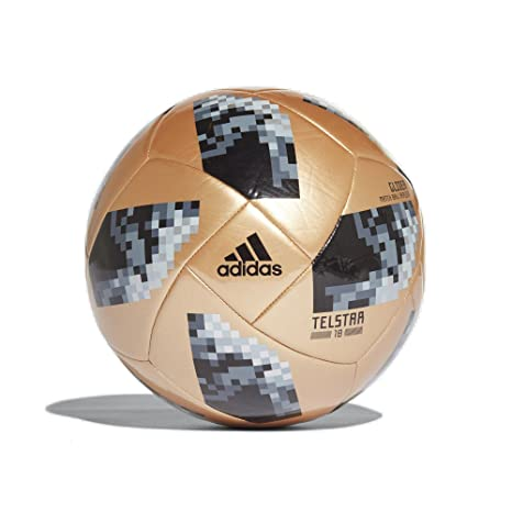 Amazon.com   adidas Russia Telstar 2018 World Cup Glider Soccer Ball ... c0bf612076eab
