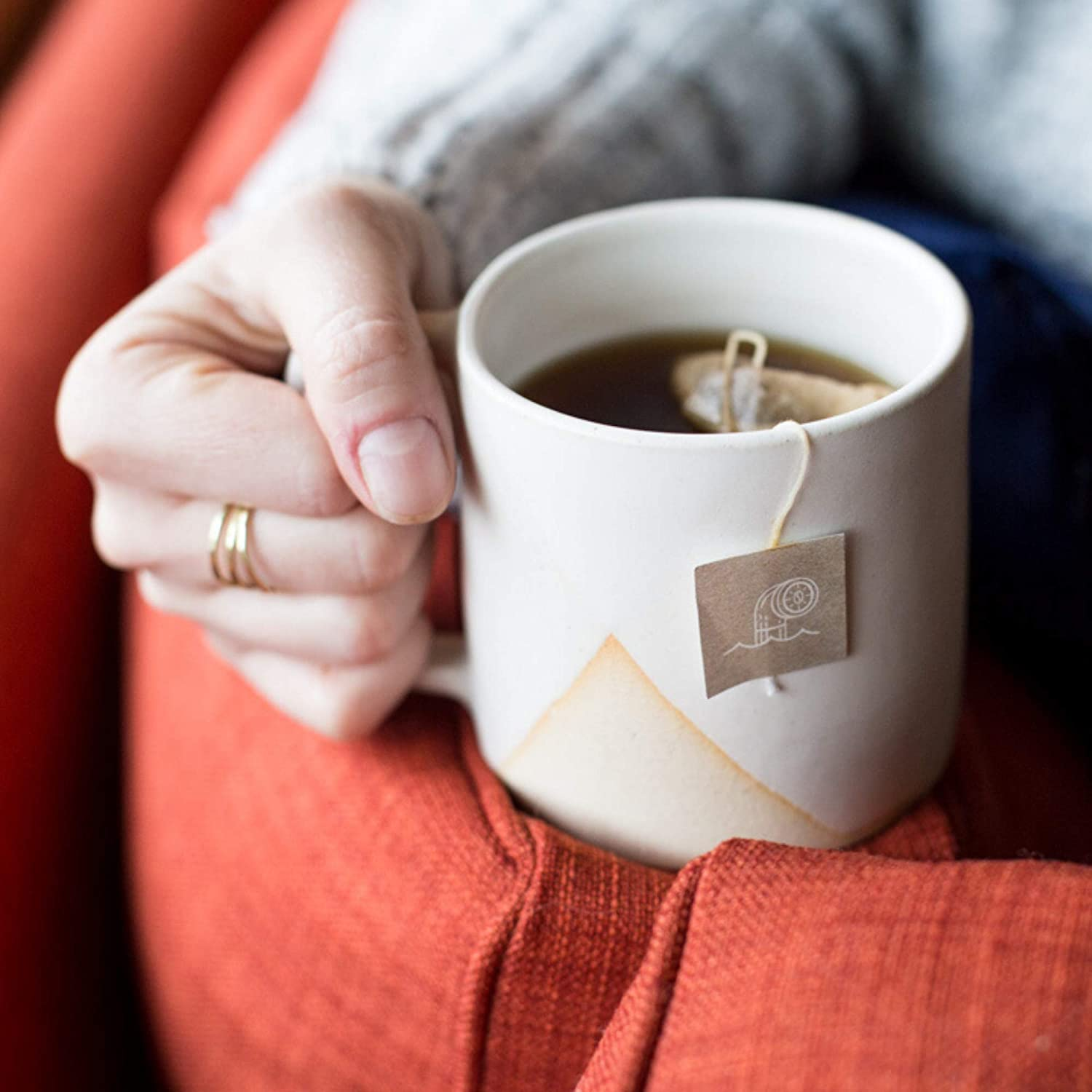 zero waste Christmas gift for coffee lovers