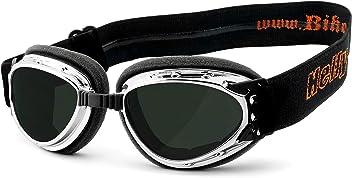 Gafas de seguridad de pl/ástico HLT/® polarizadas seg/ún DIN EN 166 antivaho resistente al viento N./º 1 Bikereyes/® Helly/®