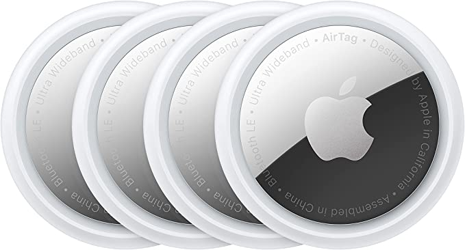 New Apple AirTag 4 Pack | Amazon