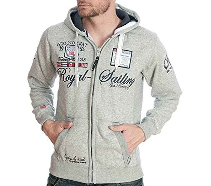 Geographical Norway sudadera capucha contendiente