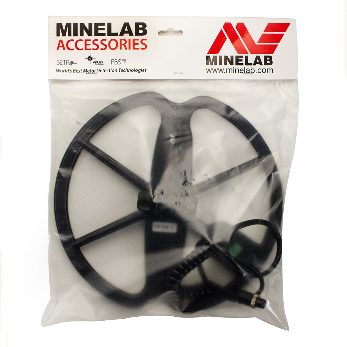 Amazon.com: Minelab FBS Double-D Coil Spare Garden Accessory, 11-Inch: Garden & Outdoor