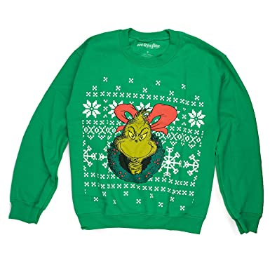 how the grinch stole christmas grinchin pullover sweater - How The Grinch Stole Christmas Sweater