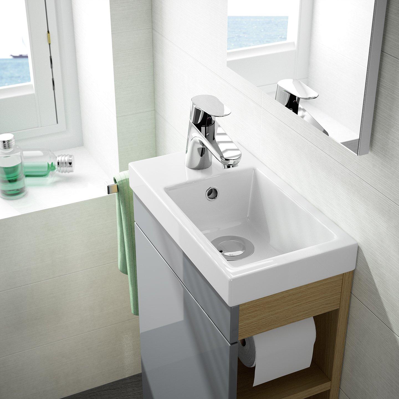 Gäste WC Waschbecken