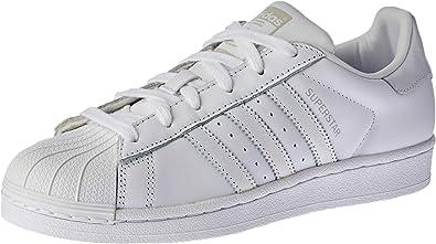 exhaustivo Rusia Crónico  adidas Superstar W, Zapatillas de Gimnasia Mujer: Amazon.es: Zapatos y  complementos