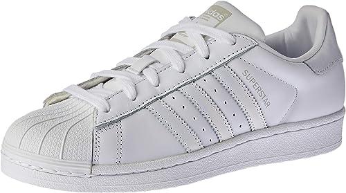 adidas Superstar W, Zapatillas de Gimnasia para Mujer