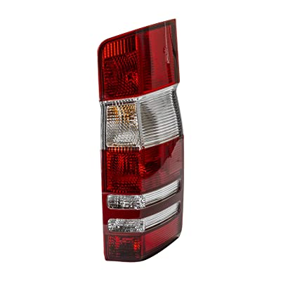 TYC 11-6509-90-1 Replacement right Tail Lamp (Compatible with MERCEDES-BENZ), 1 Pack: Automotive