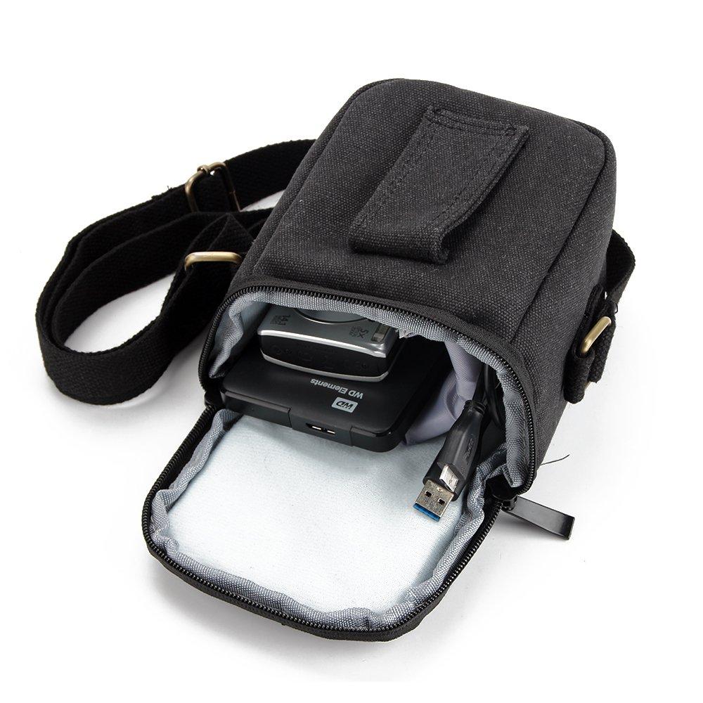 K-S-Trade para Canon PowerShot SX430 IS Cámara Bolsa Funda de ...