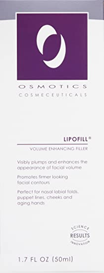 Osmotics Cosmeceuticals Lipofill Non-Surgical Filler, 1 7 Fl Oz, Pack of 1