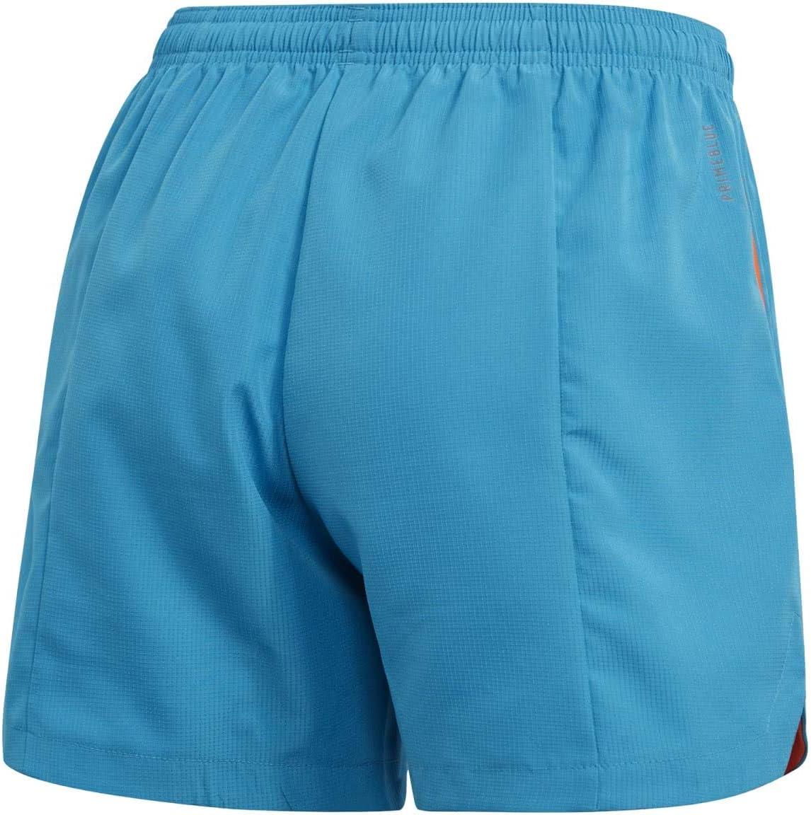 adidas Condivo 20 Primeblue Shorts Femme Sharp Blue/Dark Marine/True Orange