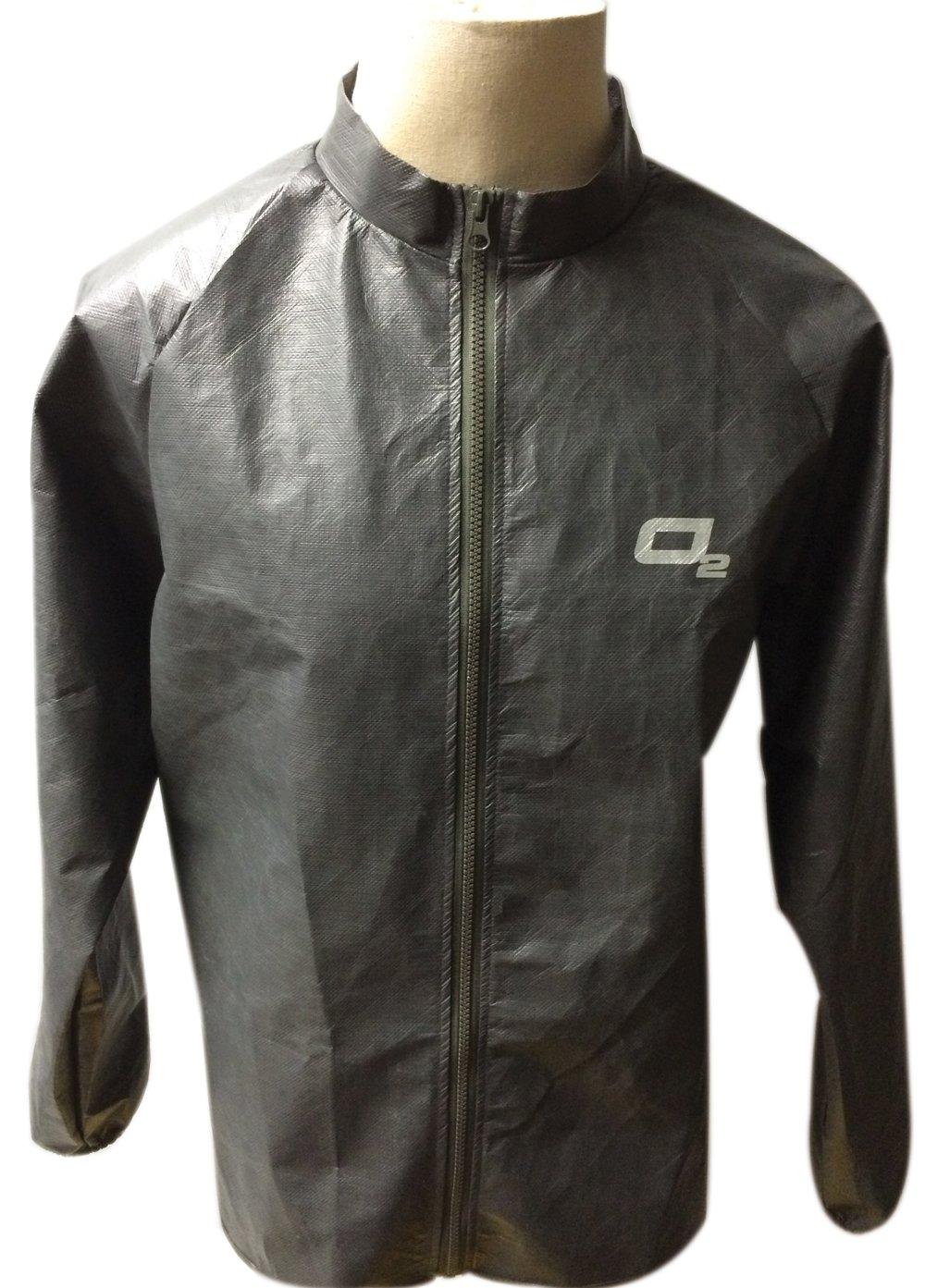 O2 Rainwear Mens Element Series Cycling Jacket