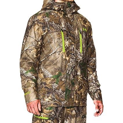 brand new 19e7d 898b9 Under Armour Men`s UA Storm Gore-Tex Scent Control Insulator Jacket, M