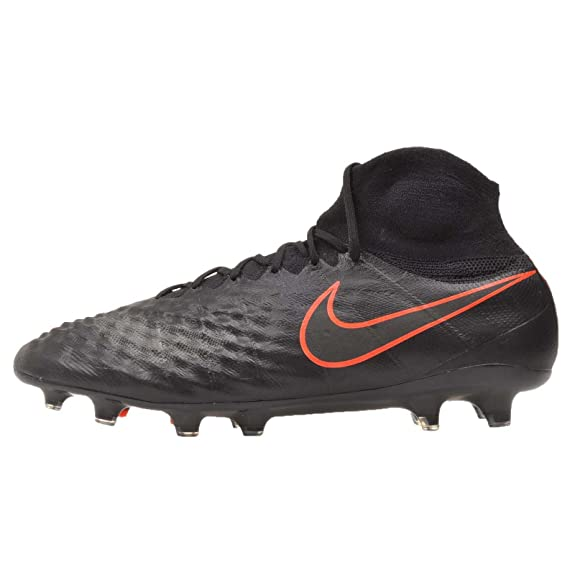 ... top quality nike magista obra ii fg football trainers man color black  size 47 amazon shoes 48ecc6ee73a31