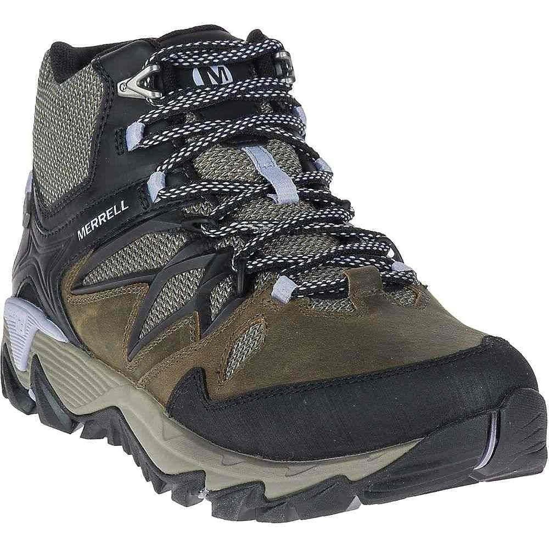 (メレル) Merrell レディース ハイキング登山 シューズ靴 All Out Blaze 2 Mid Waterproof Boot [並行輸入品] B07F7771PP 9.5