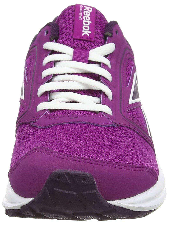 Reebok Zone Cushrun, Damen Violett Laufschuhe Violett Damen (Fiercefuchsia/Royalorchid/Wht/Solaryellow) f449aa
