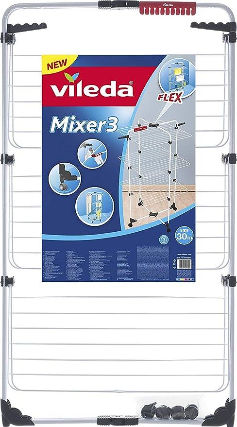 Tendedero vertical Vileda Mixer3