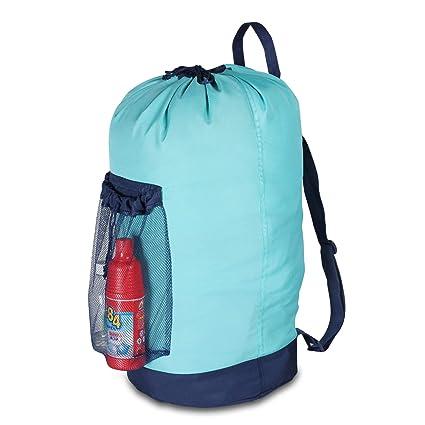 0ba8f6f4efc91 Amazon.com  Dalykate Backpack Laundry Bag
