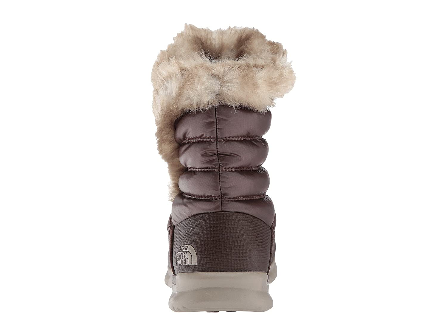 The North Face Womens Thermoball 5 Microbaffle Bootie II B01MXZZRZV 5 Thermoball B(M) US|Shiny Coffee Bean Brown/Dune Beige (Past Season) eadad6
