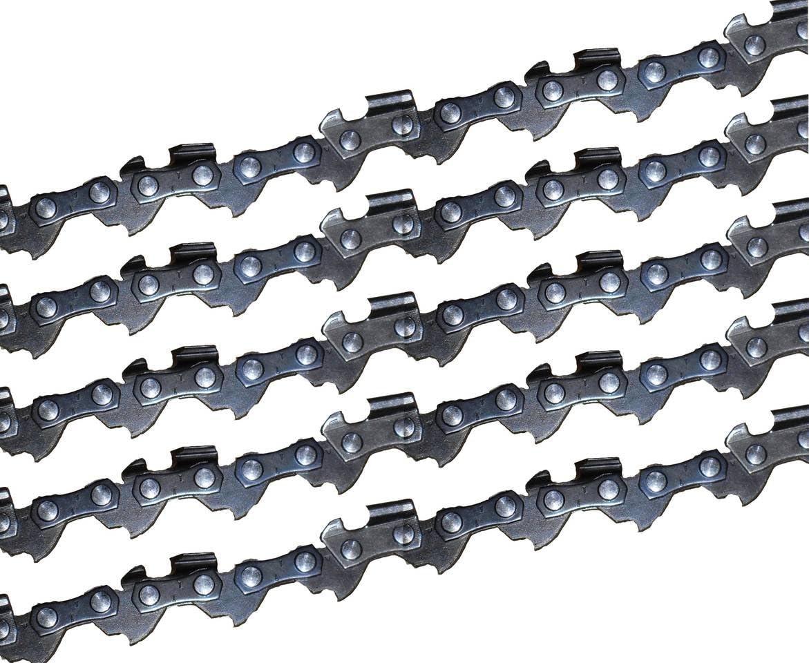 3/x gardexx Cha/îne de tron/çonneuse pour Black /& Decker gkc 1820/L20/Batterie Tron/çonneuse