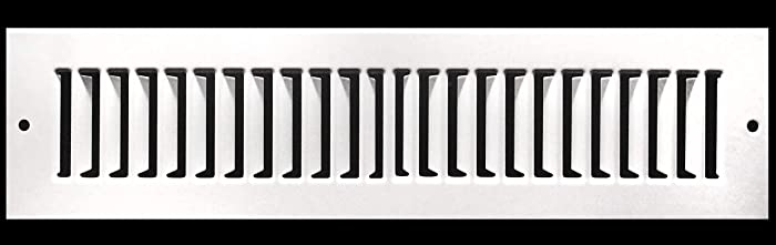 """10"""" x 2 Toe Space Grille - HVAC Vent Cover"""