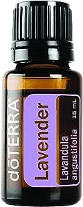 doTERRA, Lavender, Lavandula angustifolia, Pure Essential Oil, 15ml