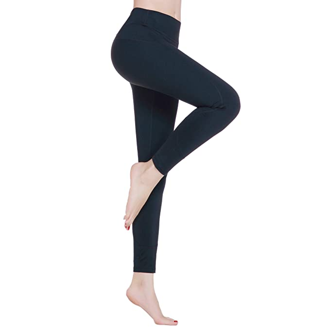 536731e503379b Image Unavailable. Image not available for. Color: XINQIN Yoga Pants for Women  Plus Size High Waist Gym Workout Yoga Leggings ...