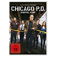 Chicago P.D. - Staffel fünf [6 DVDs]
