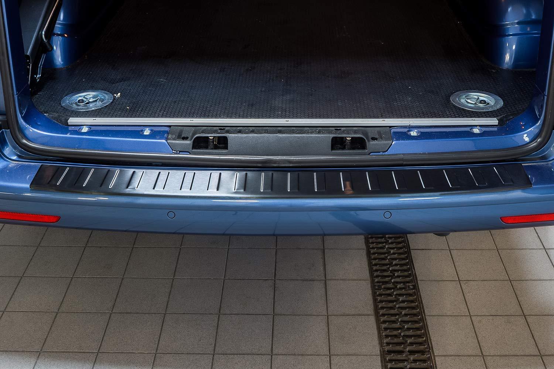 Tuning-Art L266 Nero Protección para Parachoques de Acero Inoxidable ...