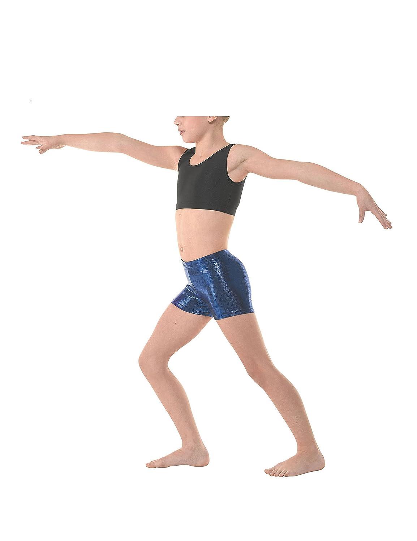 Tapper and Pointers TP-HIP Short Sport Gymnastik Tanz Dance Hallen Ballett Zumba Aerobic Yoga Pilates Short Hose Dancewear Sportswear