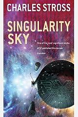 Singularity Sky Kindle Edition