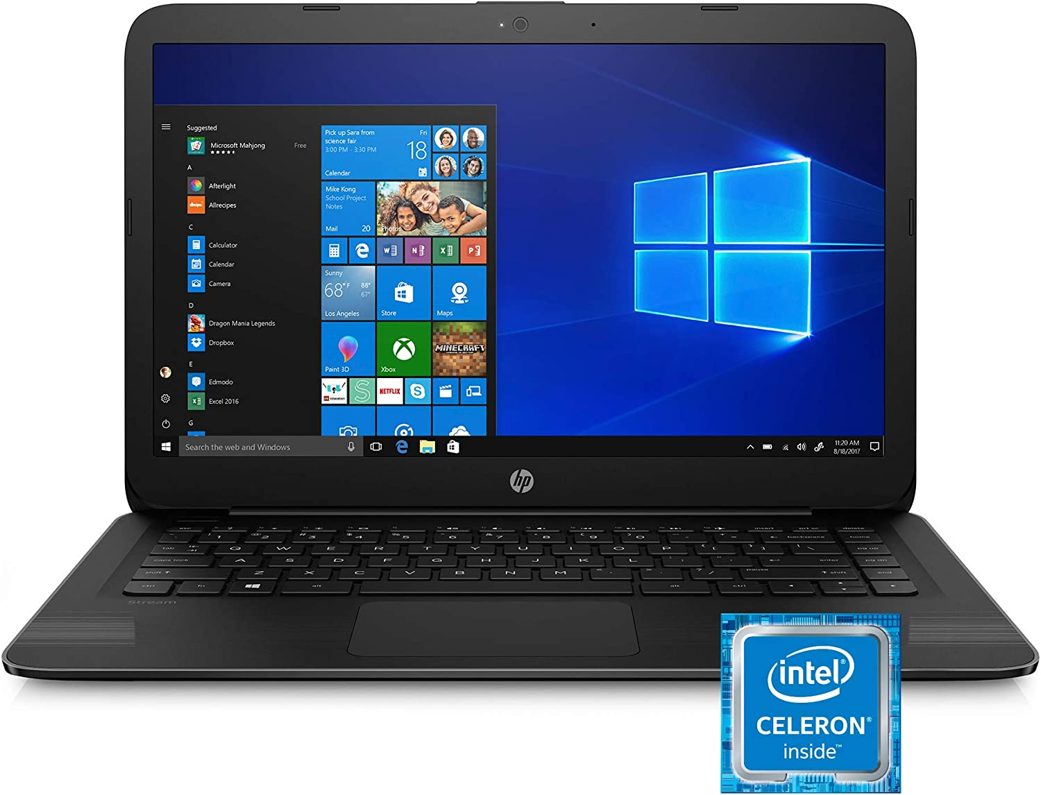 HP Stream 14-cb159nr Laptop