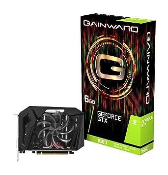 Gainward GeForce GTX 1660 Pegasus Tarjeta gráfica 6 GB, HDMI ...