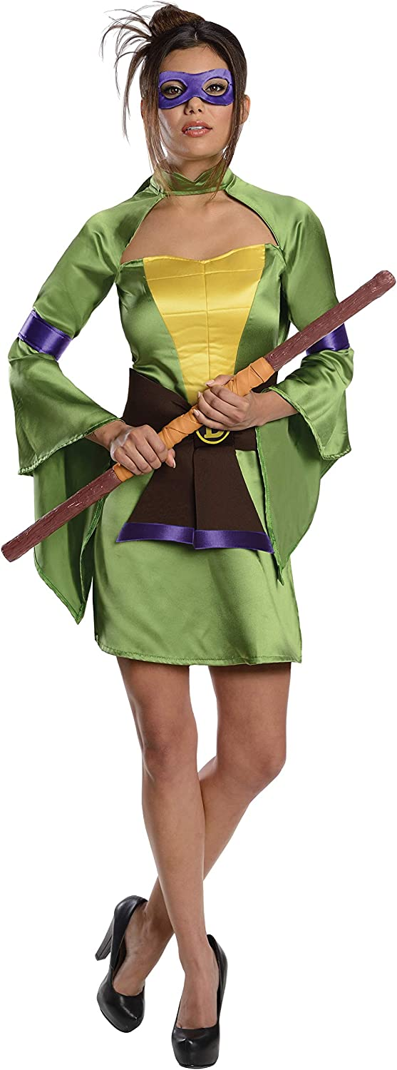 Secret Wishes Teenage Mutant Ninja Turtles Donatello Adult Costume