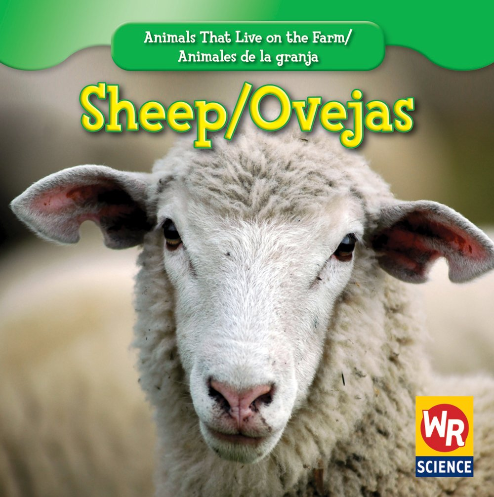 Download Sheep / Ovejas (Animals That Live on the Farm/Animales de La Granja) (English and Spanish Edition) ebook