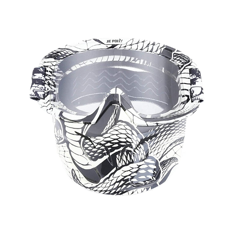 a38ab8b65c AnazoZ Gafas de Máscara Gafas de Motocross Gafas de Carreras Gafas  Protectoras Gafas Protectoras Deporte Gafas de Montar Gafas de Esqui Gafas  ...