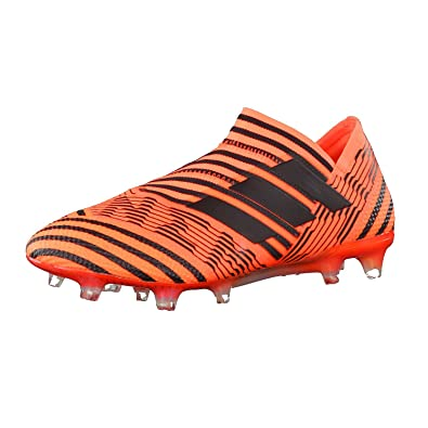 2dcedee23a83 adidas Men s Nemeziz 17+ 360agility Fg Sneakers Orange Size  6 UK