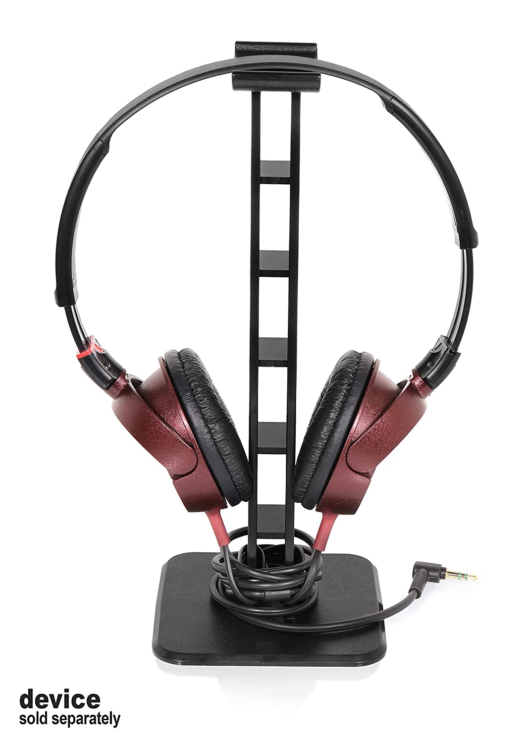 On Ear Headphone Stand with Featured Shaping CaseSack Headphone Headset Stand Stable Over Ear Headphone Universal